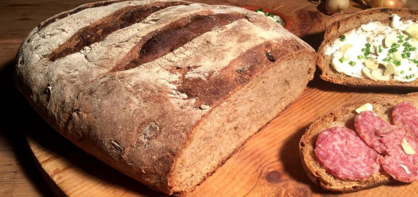 Zwiebelbrot: Sprøtt og saftig løkbrød fra Nord-Tyskland