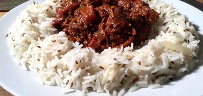 Akan meat stew: Overraskelsesgryte fra Ghana