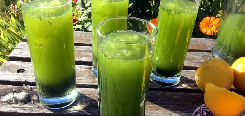 Syrisk limonana: Halal mojito for hele familien