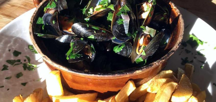 Moules-frites: Den store blåskjellklassikeren