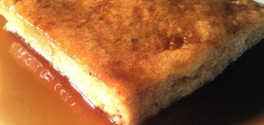 Leche asada: Pudding av geitemelk fra Kanariøyene